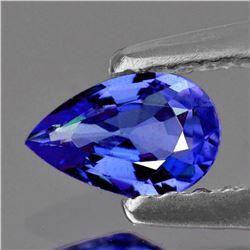 Natural Untreated Blue Sapphire 6x4 MM - VVS