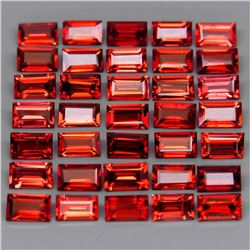 Natural Red Mozambique Garnet 12.49 Cts