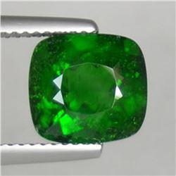 Natural Chrome Diopside 3.80 carats