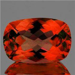 Natural Rare Madeira Orange Citrine 8x6 MM - FL
