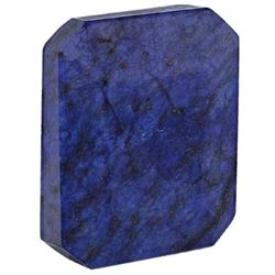 HUGE CERTIFIED 546 CT MUSEUM SIZE BLUE SAPPHIRE.