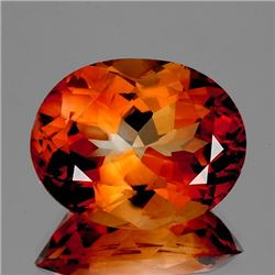 Natural AAA Champagne Imperial Topaz {Flawless-VVS1 }