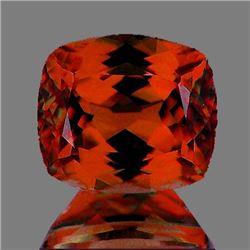 Natural Madeira Orange Citrine 7x6 MM - FL
