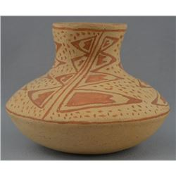 MOHAVE INDIAN POTTERY BOWL (MATTHEW BRENNER)