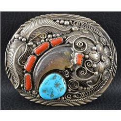 NAVAJO INDIAN BUCKLE