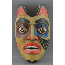 DECORATIVE WOOD MASK