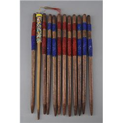 PLAINS INDIAN DANCE STICK
