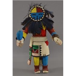 HOPI INDIAN KACHINA ( DAWSEN TUNGOVIA)