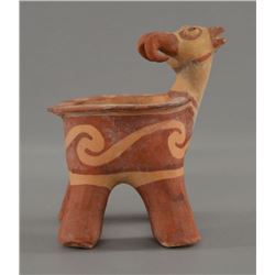 MOHAVE INDIAN POTTERY RAM