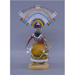 APACHE INDIAN GAN DANCER (PHILLIP LITHA SR)