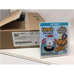 Case of Lunch MateMini Burgers (12 x 102g)