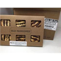 Case of Mini Chocolate Eclair Pies (6 x 684g)