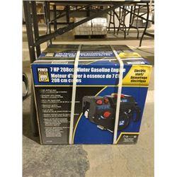 Power Fist 7 HP 208cc Winter Gasoline Engine