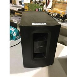 Bose 1 SR Digital Home Theater Speaker Subwoofer