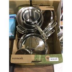 Kirkland 7-Piece Cookware Set