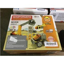 MagformerKids' Construction Set