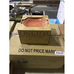 Case of 6 Oneida 3-Piece Mug, Plate, and Bowl Sets