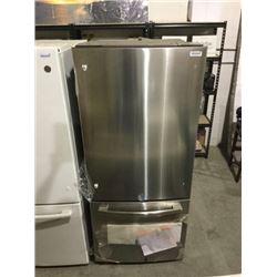 GE Stainless SteelRefrigerator- Model: GDE21DSKJKSS