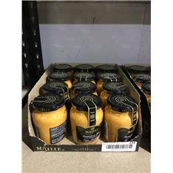 Case ofMailleDijon Mustard Provence Style (12 x 200mL)