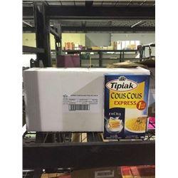 Case of TipiakCous Cous Express (8 x 500g)