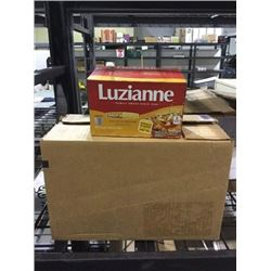 Case of 6 Luzianne Iced Tea and Lemonade 12 Single Serve K-Cups