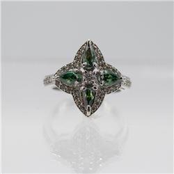 Lab Created 3.35ct Diamond Ring