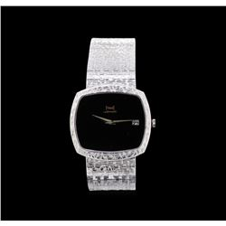 Piaget 18KT White Gold Automatic Watch