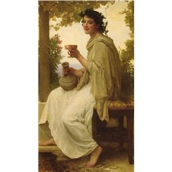William Bouguereau - Bacchante
