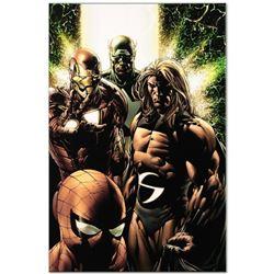 New Avengers #8 by Marvel Comics