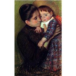 Mary Cassatt - Helene De Septeuil 1889