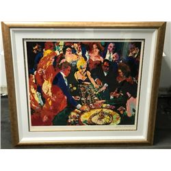 International Roulette by Leroy Neiman