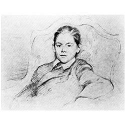 Mary Cassatt - Portrait Herbert Jaco
