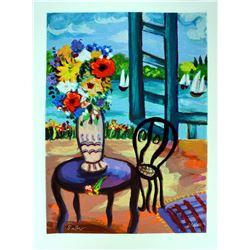 Shlomo Alter Flower Vase