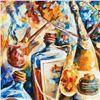 Image 2 : Bottle Jazz IV by Afremov (1955-2019)