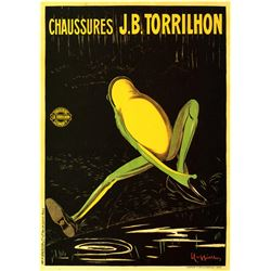 Leonetto Cappiello - Chaussures Torrilhon