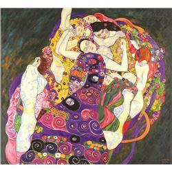Gustav Klimt Virgins