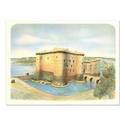 Chateau de Tarascon by Rafflewski, Rolf