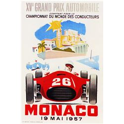 Jean Ramel - Monaco 1957