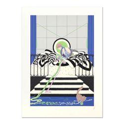 Parasseuse by Erte (1892-1990)