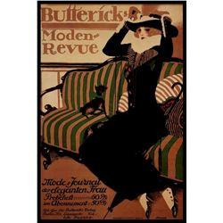 Paul Scheurich - Buttericks Revue
