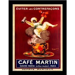 Leonetto Cappiello  - Cafe Martin
