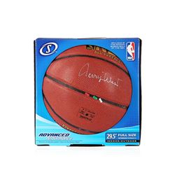 PSA Certified Jerry West Autographed Basketball
