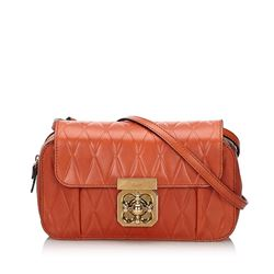 Chloe Leather Elsie Crossbody Bag