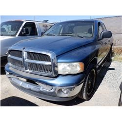 2003 Dodge Ram Pick-up 1500