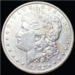 1902 Morgan Silver Dollar CLOSELY UNCIRCULATED