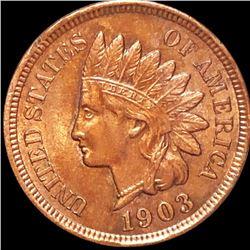 1903 Indian Head Penny UNCIRCULATED