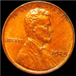 1929 Lincoln Wheat Penny UNCIRCULATED