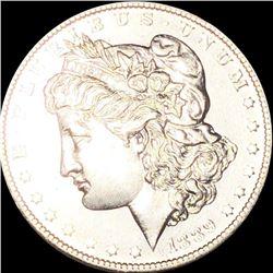 1889-O Morgan Silver Dollar CLOSELY UNCIRCULATED