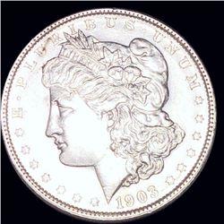 1903 Morgan Silver Dollar CLOSELY UNCIRCULATED