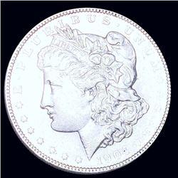 1904 Morgan Silver Dollar CLOSELY UNCIRCULATED